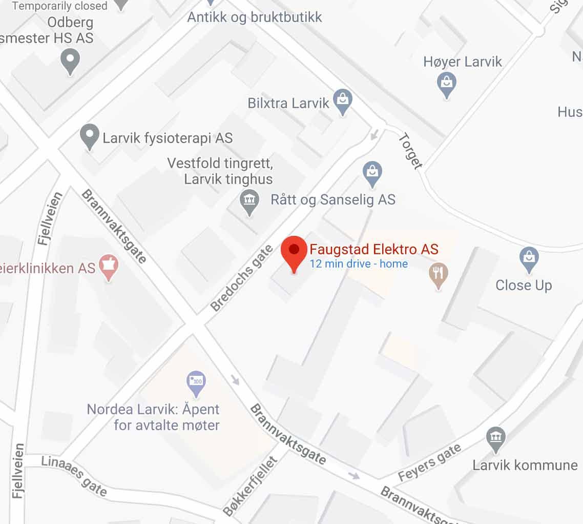 Faugstad Elektro Larvik
